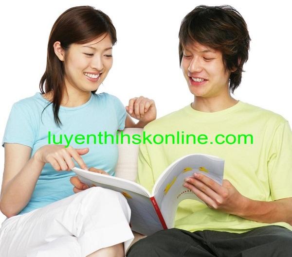 Luyện thi HSK 1 online Nghe hiểu