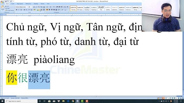 Luyện thi HSK 4 online Đề 5 Đọc hiểu Phần 3 trung tâm tiếng Trung thầy Vũ tphcm