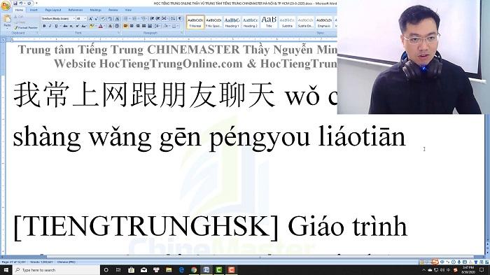 Luyện thi HSK 3 online Đề 22 Đọc hiểu Phần 2 trung tâm tiếng Trung luyện thi HSK online TiengTrungHSK ChineMaster