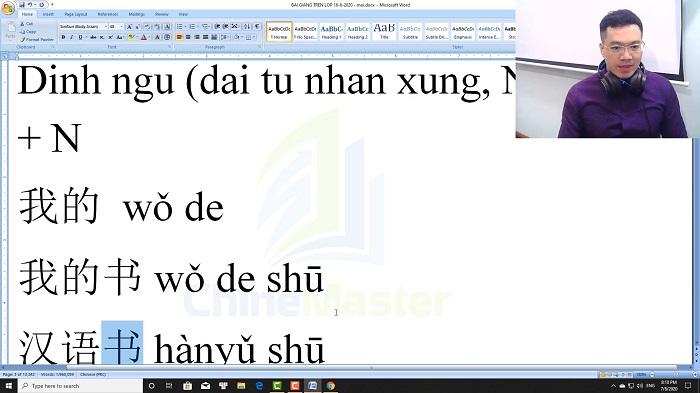 Luyện thi HSK 5 online Đề 13 Đọc hiểu Phần 3 trung tâm tiếng Trung luyện thi HSK online TiengTrungHSK ChineMaster