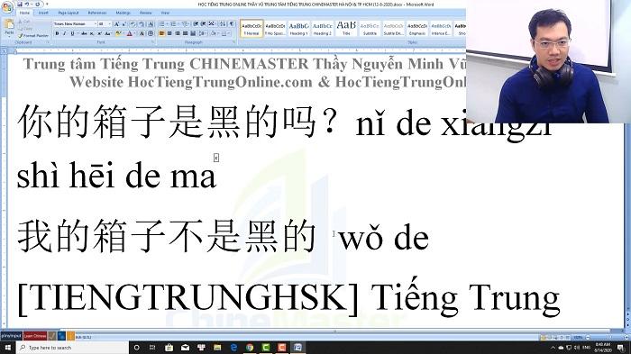 Luyện dịch tiếng Trung HSK 4 Nghe hiểu bài 24 trung tâm tiếng Trung luyện thi HSK online TiengTrungHSK ChỉneMaster