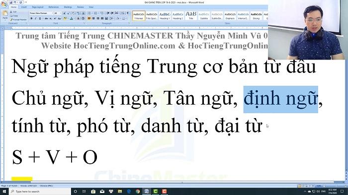 Luyện dịch tiếng Trung HSK 4 Nghe hiểu bài 30 trung tâm tiếng Trung luyện thi HSK online TiengTrungHSK ChỉneMaster