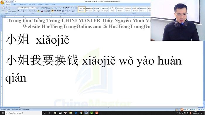 Luyện thi HSK 6 online Đề 21 Đọc hiểu Phần 2 trung tâm tiếng Trung luyện thi HSK online TiengTrungHSK ChineMaster