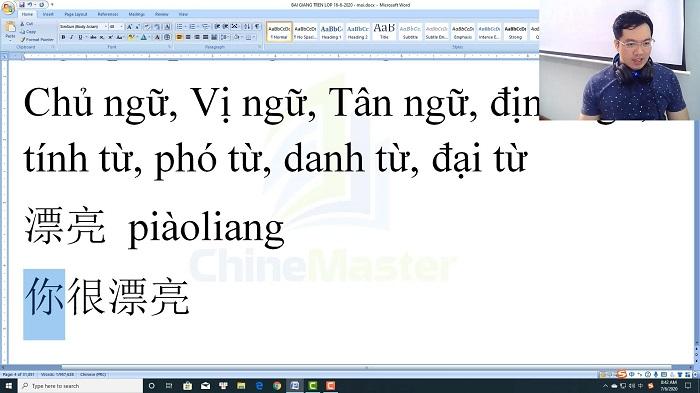 Luyện thi HSK 6 online Đề 22 Nghe hiểu Text trung tâm tiếng Trung luyện thi HSK online TiengTrungHSK ChineMaster