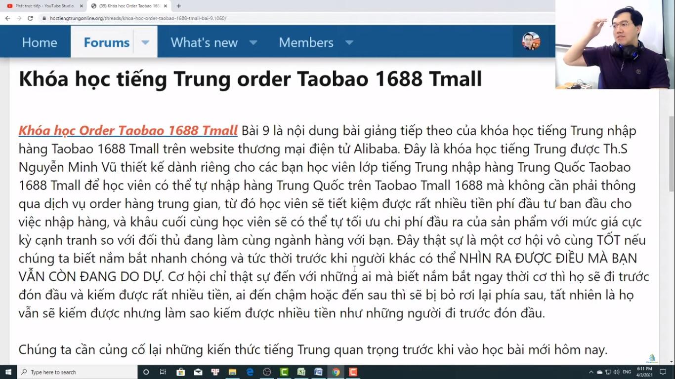 Luyện dịch tiếng Trung HSK 7 bài tập 2