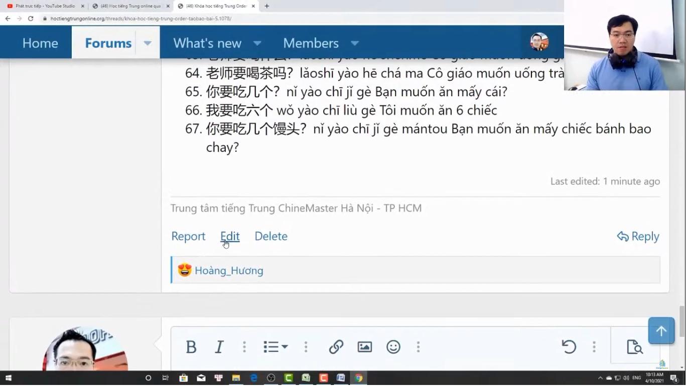 Luyện dịch tiếng Trung HSK 7 bài tập 9