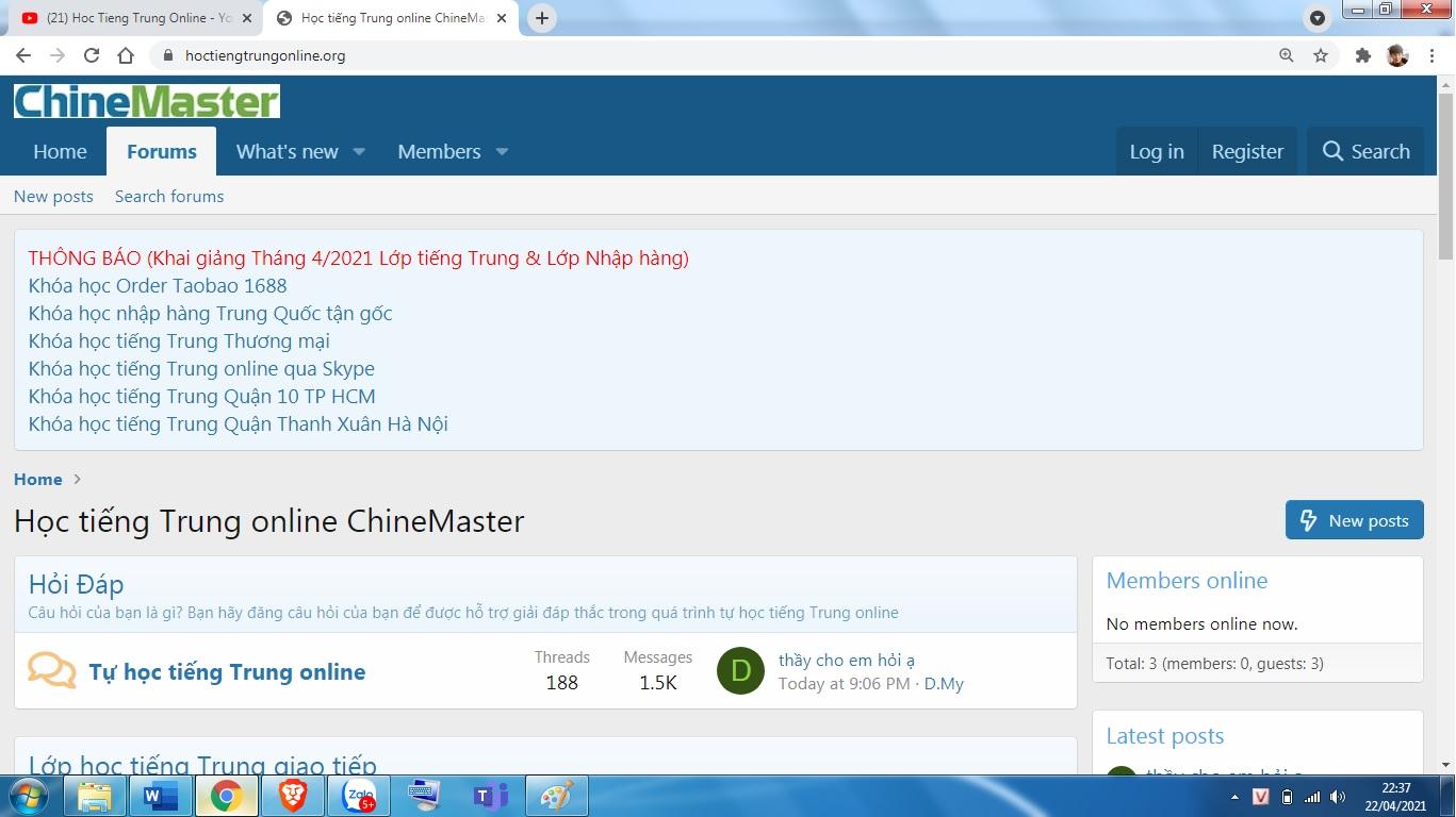 Luyện dịch tiếng Trung HSK 8 online bài 3