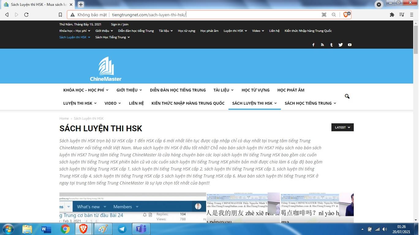 Tổng hợp ngữ pháp HSK 9 giáo trình bài tập ôn thi HSK cấp 9